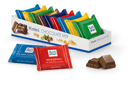 Ritter Sports Chocolates Image